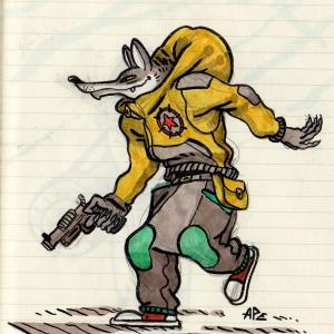 rena-gangsta