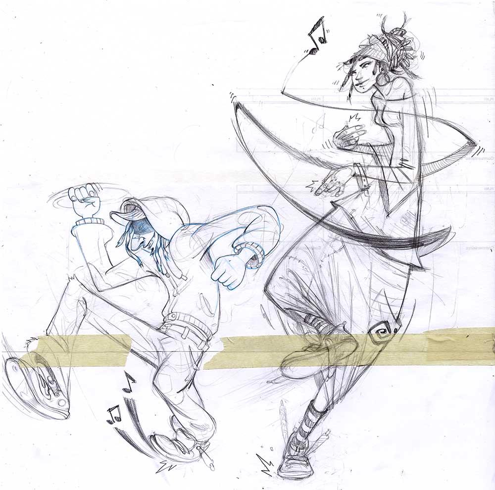 rough_let's dance