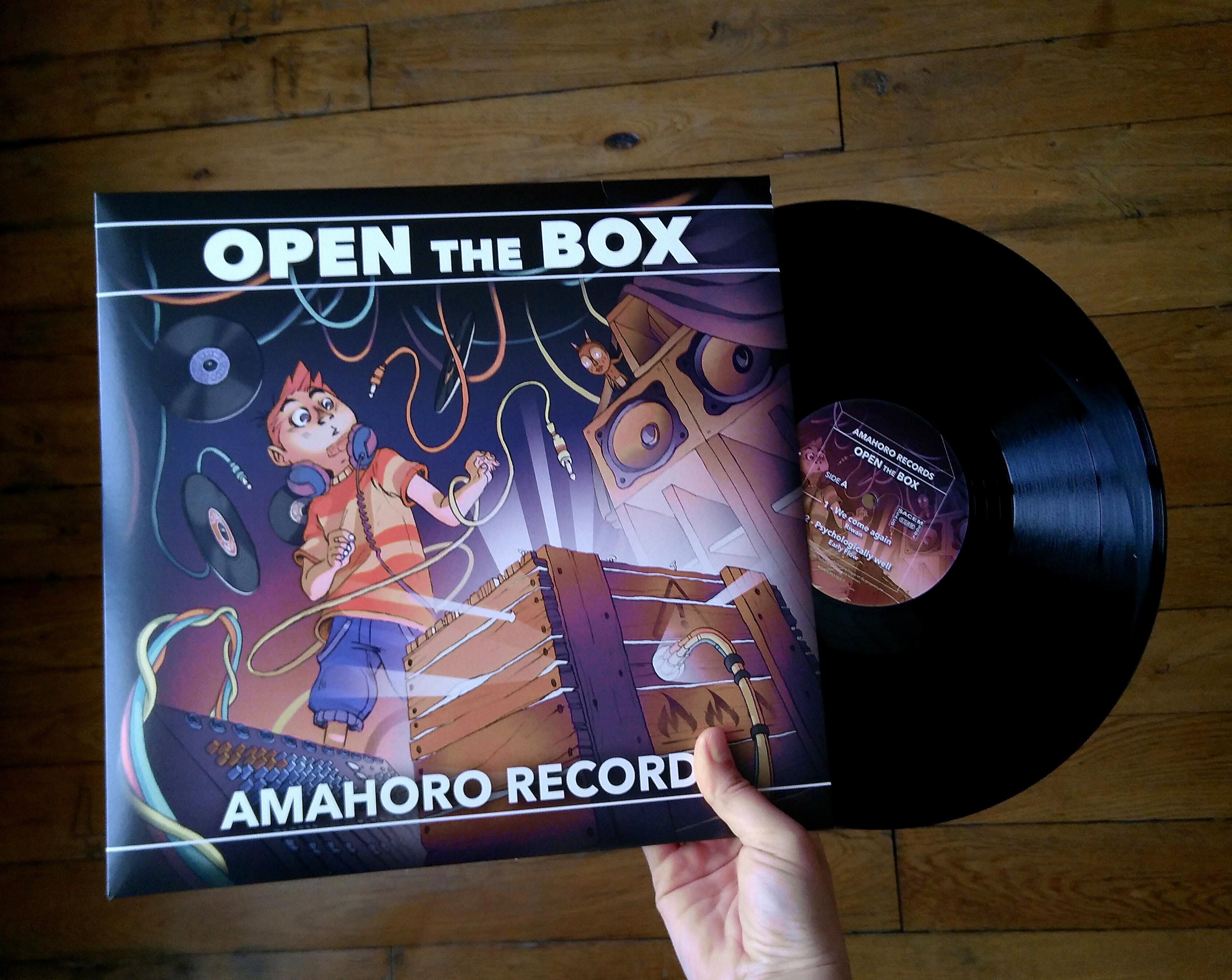 amahoro records